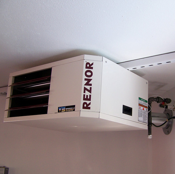 Best Garage Heaters Amp Options For Heating Your Garage
