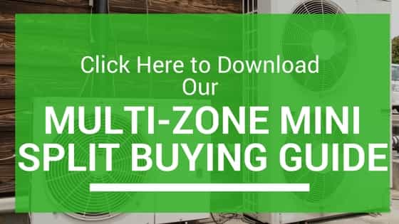Multi-Zone Mini Split Buying Guide