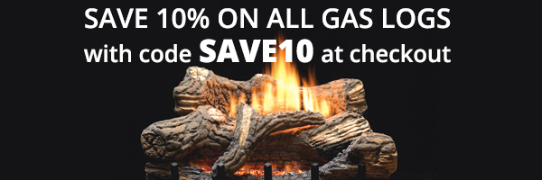 Gas Fireplace Logs Replacement Logs Gas Log Inserts