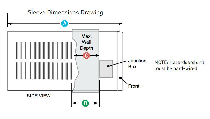Friedrich Sh24n20 24000 Btu Hazardgard Series Air Conditioner. Wiring. Friedrich Capacitor Wire Diagram At Scoala.co